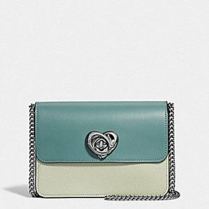 COACH BOWERY CROSSBODY IN COLORBLOCK